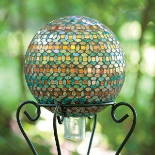 Gazing Ball Bird Brain 10501080 Gazing Globe Marrakech Petals