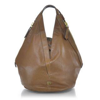 GIVENCHY Leather TINHAN Tico Hobo Bag Purse