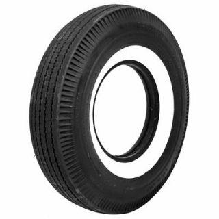 Coker Tire Tire Coker BF Goodrich 950 14 Bias Ply 2 5 Whitewall Each