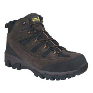 Golden Retriever Brown Hiker St Work Boots Occupational Safety Shoes