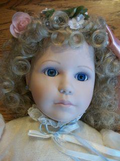 Goldie Victorian 20 Doll by Jan Hagara handmade in the USA Danbury