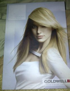 Goldwell Colorance Hair Color Swatch Book