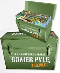 Gomer Pyle U s M C The Complete Series 24 DVD Box Set NTSC Region 0