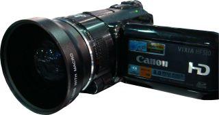 Wide Angle Lens for Canon VIXIA HF M40