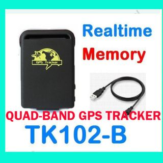 Time Personal Kid Old Pet GPS Tracker GPS102B TK102B GPS Track