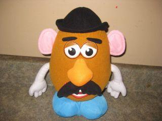 Hasbro Mr Potato Head Toy Story 3 Talking Plush VGUC