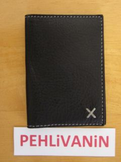 New Gordon Rush Leather Credit Card Holder $195
