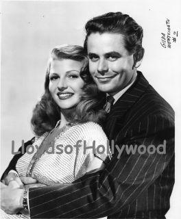 Glenn Ford Rita Hayworth Gilda Great Studio Photograph 1946
