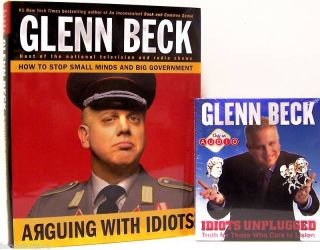 Arguing with Idiots Idiots Unplugged CD Glenn Beck 1416595015