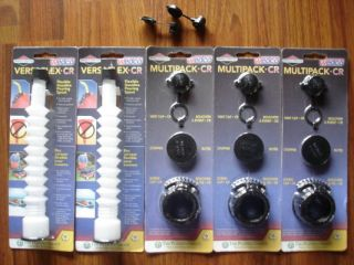 Fuel Diesel Gas Can Spouts 3 Multipack Kits 2 Air Vents Wedco Briggs