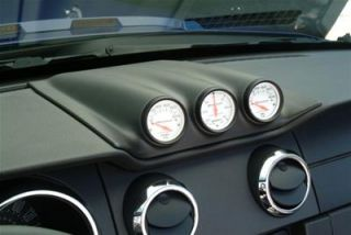 Classic Design Concepts Mustang Gauge Pod Triple 2 1 16 Ford Mustang