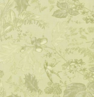 Moda Fabric Glace by 3 Sisters Tonal Green Forest