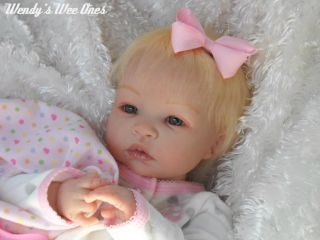 Reborn Baby Shyann by Aleina Peterson   BLACK FRIDAY SALE