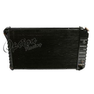 1980 1981 GMC Blazer Jimmy Pontiac LeMans 4 3L Cooling Aluminum