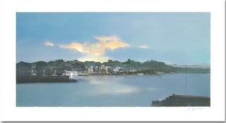 Mark Godwin Safe Haven Limited Edition Giclee Signed Signed COA 30