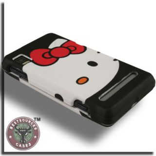 Case for Motorola Droid 2 Global Hello Kitty Cover Clip