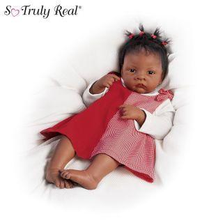 Hanl Baby Jasmine Goes to Grandma So Truly Real Baby Doll