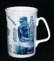 Love Grandpa Granddad Dad Grandfather Coffee Mug Cup