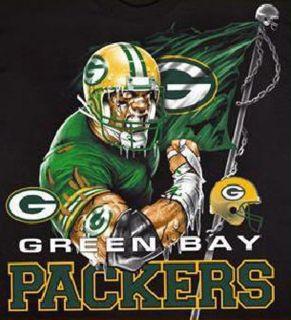 NFL Green Bay Packers Mascot Cross Stitch Patternl K