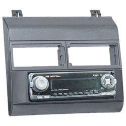1988 94 GM Trucks Radio Install Dash Mount Kit Medium Gray GM1482MGB