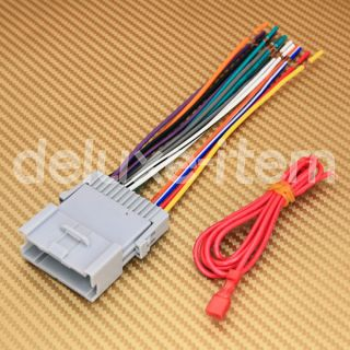 Car Stereo Wire Wiring Harness for Chevrolet Buick Pontiac Geo GMC