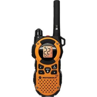 Motorola MT350R Talkabout 2 Way FRS GMRS Radio Pair