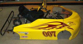 2001 Millinium Go Kart Racing Chassis