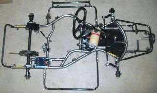 2012 Charger Magnum Go Kart Racing Chassis
