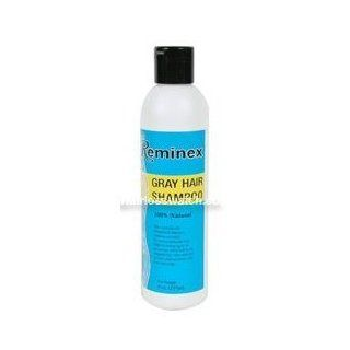 Reminex Gray Hair Shampoo Hair Loss Restore Enriched with Shou Wu Saw