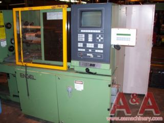 Engel EJ330 85 85 Ton Toggle Injection Molding Machine