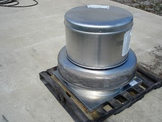 Greenheck Commercial Exhaust Fan