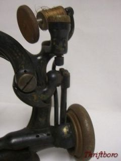Antique Willcox Gibbs Sewing Machine Serial No A 546003 New York