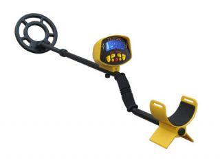 MD 3010II Metal Detector Gold Digger Treasure Hunter