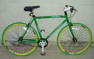 Fixed Gear Bike Single Speed Road Bike 53cm RD 269 53 New Green