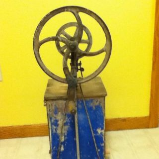 Antique Dazey Butter Churn Patented December 18 1917