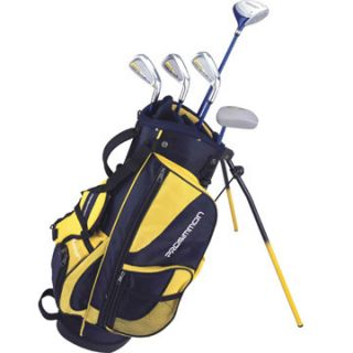 Prosimmon Golf Junior Golf Club Set Stand Bag for Kids Ages 4 7 RH New
