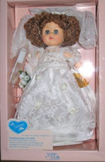 GINNY DOLL 1988 WEDDING FANTASY SPECIAL DAYS COLLECTION REDUCED 1 day