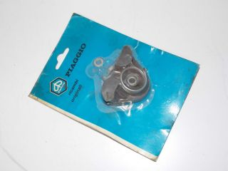 92 Piaggio Bravo SI Grillo Moped Chain Tensioner Belt Adjuster Part D