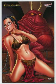 Grimm Fairy Tales Halloween Special Spay NYCC Exclusive Star Wars