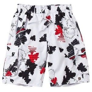 hang ten surf swim board shorts trunks 36 38 l nwt