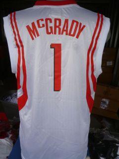 NBA Houston Rockets Tracy McGrady Mens Replica Jersey New L