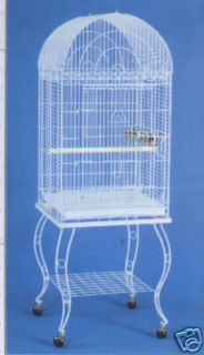Parrot Bird Cage Cages  African Grey Small Parrot 0104
