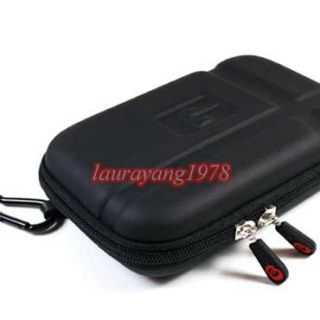 Kroo Carry Hard Case Bag Fr 5 GPS TomTom XXL IQ Routes