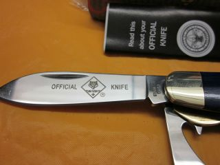 Offical Cub Scout Pocket Knife New
