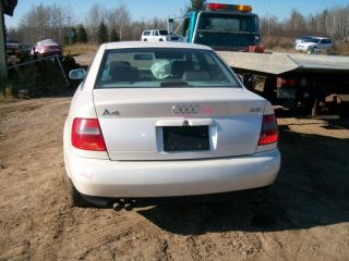 98 Audi A4 Rear Door Trim Panel