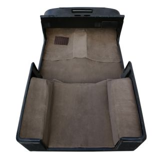 Rugged Ridge Deluxe Carpet Kit Honey Color, 1997 2006 Jeep Wrangler TJ