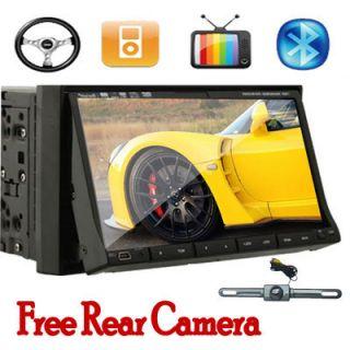 Player Radio iPod TV A2DP Call None GPS Head Unit Backup Camera