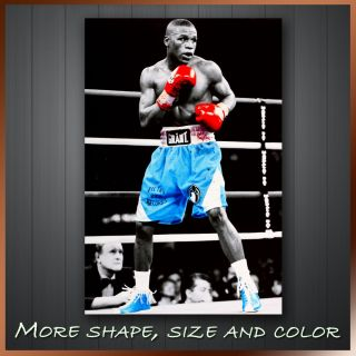Boxing Floyd Mayweather  Modern Contemporary Sports Art Canvas