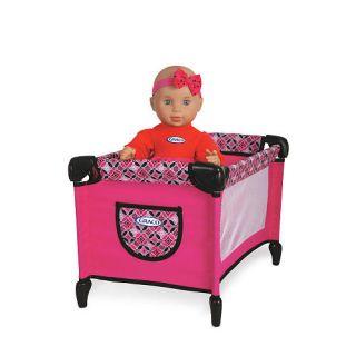 Graco Baby Doll Playard Pack N Play Pen Bed w Bassinet