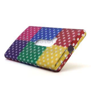 Colorful Polka Dots Hard Case Cover for Nokia Lumia 920